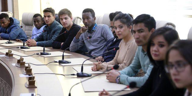 ASÜ'ye 557 Uluslararası Öğrenci kontenjanı ayrıldı