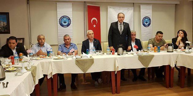 MHP adayları desteklerden dolayı memnunlar
