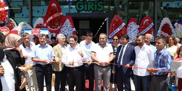 Aksaray Gross Market açıldı