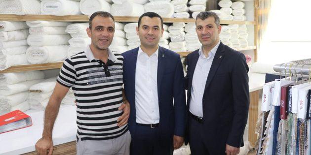 Altınsoy: Aksaray'a hizmeti, yaparsa yine Ak Parti yapar