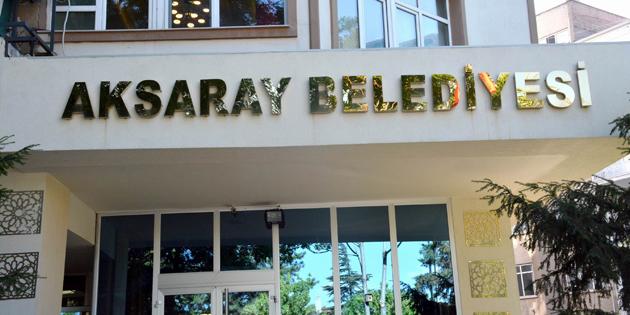 Aksaray Belediye Başkan Yardımcısı istifa etti