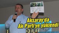 Ümit Özdağ Aksaray'da Ak Parti'ye yüklendi