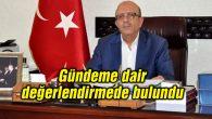 Baro Başkanı Beytullah Coşkun'dan gündeme dair değerlendirme