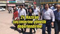 İnceöz: Aksaray, AK Parti ile yatırımın başkenti oldu