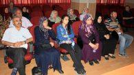 Diyabet hastalarına göz eğitimi verildi