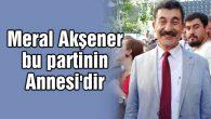 Ayhan Erel: Akşener bu partinin Annesi'dir
