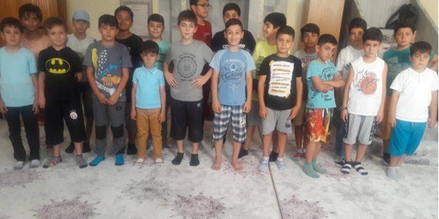İlim Yayma Cemiyeti Aksaray şubesi yaz okulu tamamlandı