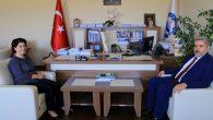 Rektör Şahin Enstitü müdürleriyle son gelişmeleri görüştü