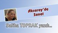 Aksaray'da Sanat