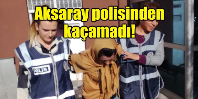 Romanyalı hırsızlar Aksaray polisinden kaçamadı