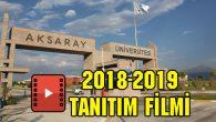 Aksaray Üniversitesi Tanıtım Filmi 2018-2019