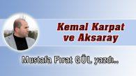 Kemal Karpat ve Aksaray