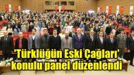 'Türklüğün Eski Çağları' konulu panel düzenlendi
