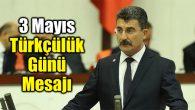 Ayhan Erel'den Türkçülük Günü mesajı
