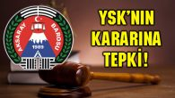 Baro'lardan YSK'nın kararına tepki!