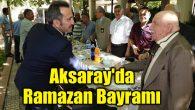 Aksaray'da Ramazan Bayramı