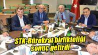 STK-Bürokrat birlikteliği sonuç getirdi