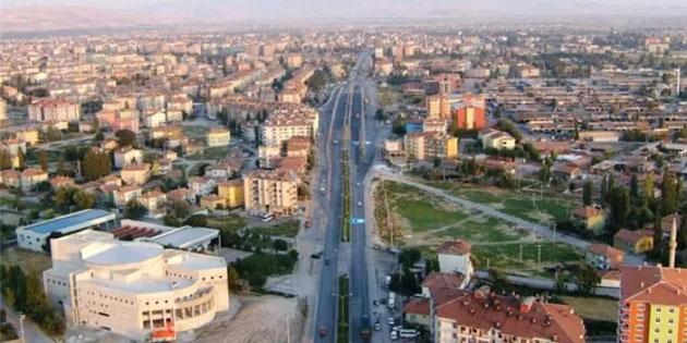 Aksaray'da trafiğe kayıtlı araç sayısı 129 bin 816 oldu