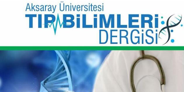 ASÜ Tıp Bilimleri Dergisi'nin ilk sayısı yayınlandı