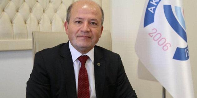 ASÜ Tıp Fakültesi Dekanlığına Prof. Dr. Mehmet Gül atandı