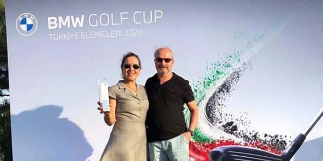 Aksaraylı golfçü Eczacı Müheyya Dinç Sarısoy Türkiye Birincisi oldu