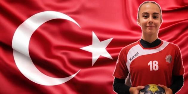Kübra Nur Cesur, A Milli takım kampına davet edildi