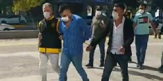 Aksaray'da hırsızlık operasyonu! 5 zanlı tutuklandı