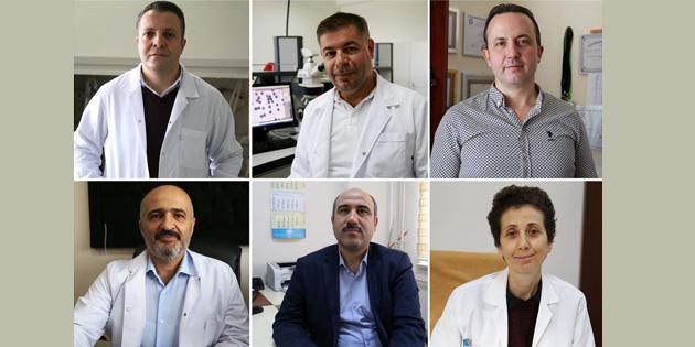 ASÜ'den 6 isim 'Dünyanın en etkili bilim insanları' listesinde