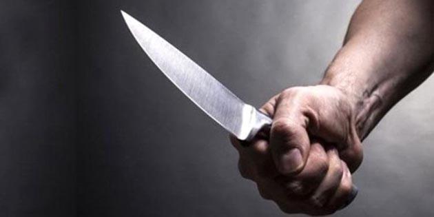 Tartıştığı kişiyi bıçaklayarak öldürdü!