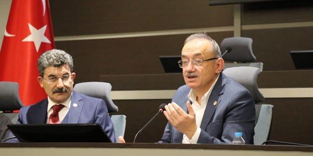 İYİ Parti TBMM Grup Başkanı İsmail Tatlıoğlu, Aksaray'da