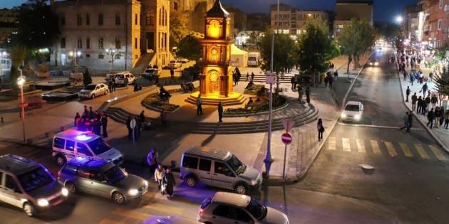 Aksaray'da trafiğe kayıtlı araç sayısı 130 bin 874 oldu