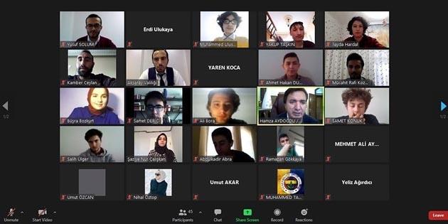 Aksaray Gençlik Meclisi başkanını seçti