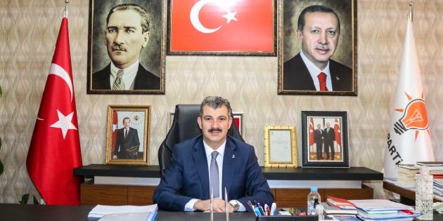 Altınsoy'dan Ramazan Bayramı mesajı