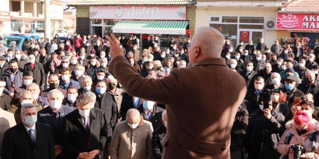 İYİ Parti'den miting gibi üye katılım töreni