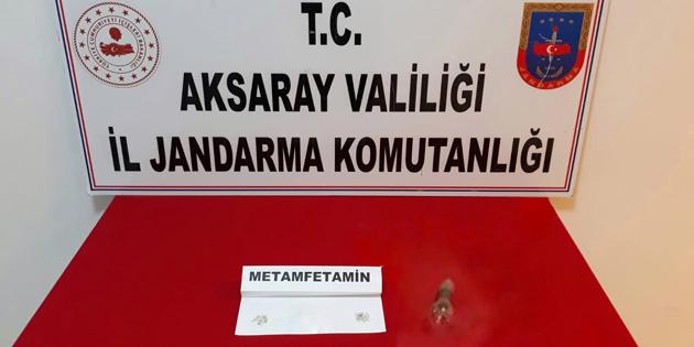 Aksaray'da 2 ayrı uyuşturucu operasyonu: 5 gözaltı