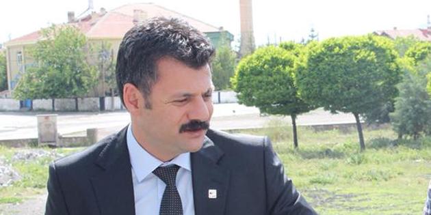 CHP İl Başkanı Ali Abbas Ertürk'ün acı günü