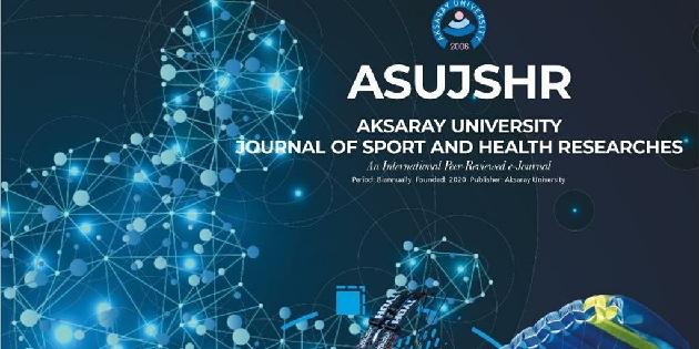 ASUJSHR'nin ilk sayısı yayımlandı