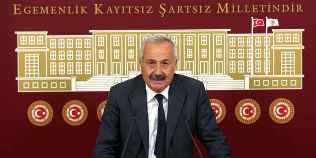 Aksaray'ın sorununu Nevşehir vekili gündeme taşıdı!