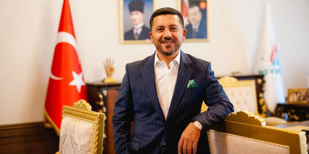 Nevşehir Belediye Başkanı Rasim Arı'dan açıklama!