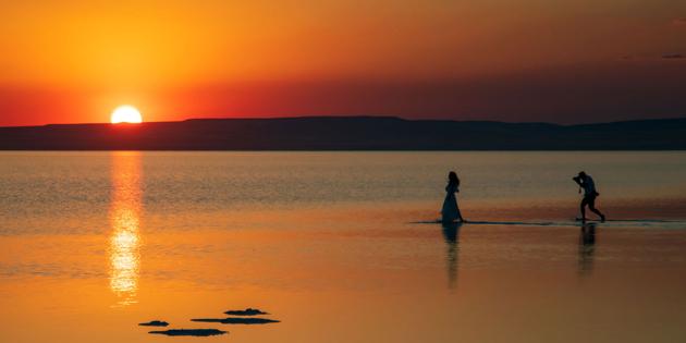 Tuz Gölü'nde su seviyesi normale dönüyor