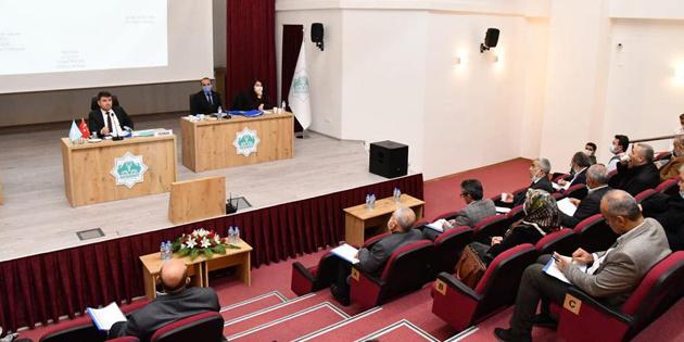 Aksaray Belediye Meclisi kira indirimi kararı aldı