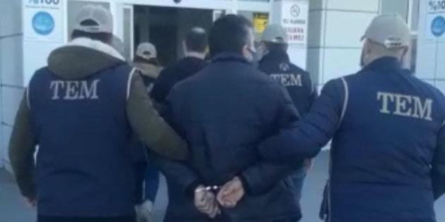 Aksaray'da FETÖ'den aranan 3 kişi tutuklandı