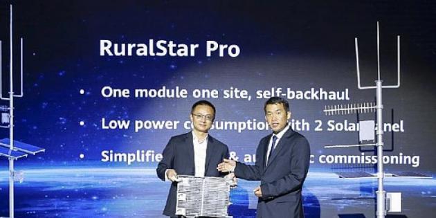 Huawei, kırsal bölgeler için mobil kapsama sağlayan RuralStar Pro Çözümünü Duyurdu