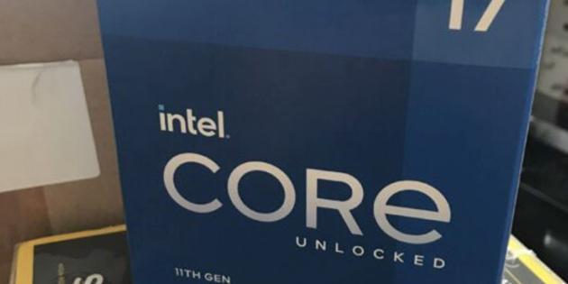 Intel Core i7-11700K Rocket Lake-S İşlemci Satılmaya Başladı