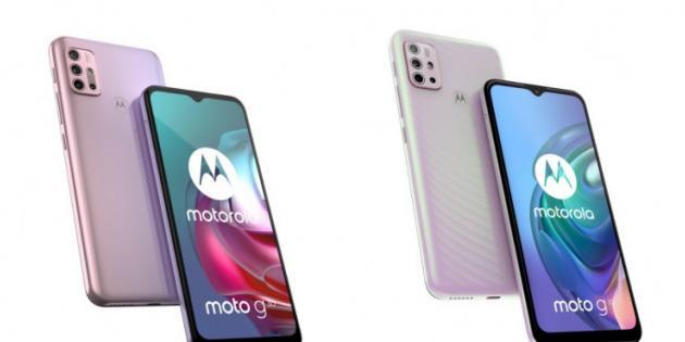Motorola Moto G30 ve Moto G10 Duyuruldu: İşte Özellikleri