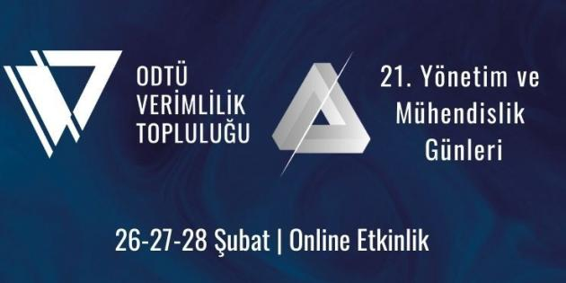 ÖDTÜ Yönetim ve Mühendislik Günleri, 26 Şubat'ta Başlıyor