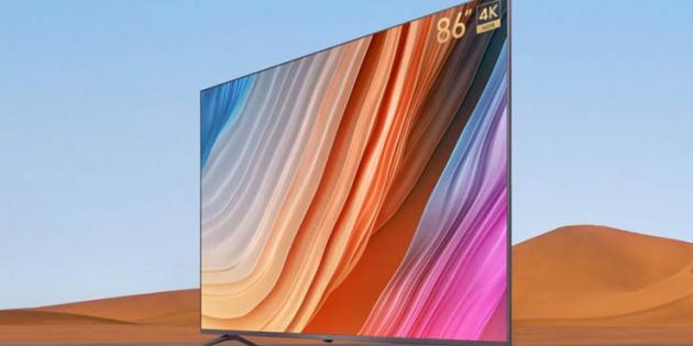 Redmi MAX 86 Akıllı TV Duyuruldu: İşte Fiyatı