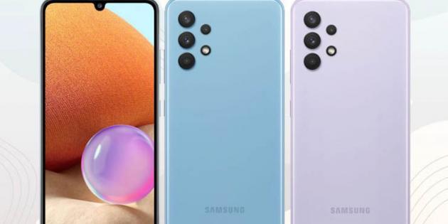Samsung Galaxy A32 Duyuruldu: İşte Fiyat ve Özellikleri