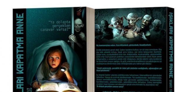 """Serhat Filiz'in yeni kitabı """"Işıkları Kapatma Anne"""" çıktı"""
