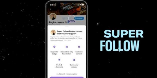 Twitter, Süper Takip Özelliğini Duyurdu